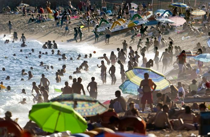 Het leven in de populaire Spaanse badplaats Lloret de Mar.