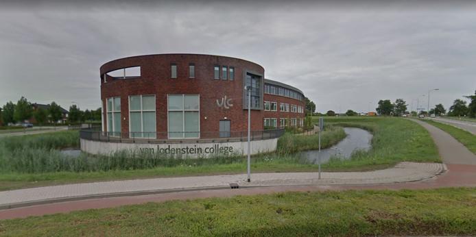 Het Van Lodenstein College in Kesteren.