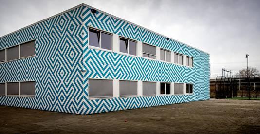 Het Haga Lyceum in Amsterdam.