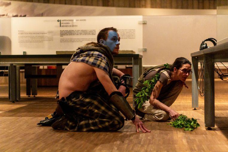 pop- up expo Gallo-Romeinsmuseum