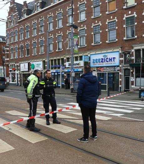 Handgranaten gevonden voor deur waterpijpzaak Rotterdam