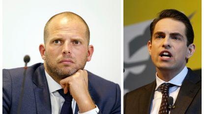 Francken slaat uitgestoken hand van Vlaams Belang weg