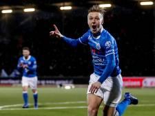 FC Den Bosch zwaait Blummel, Kersten en Van der Sande uit tijdens thuisduel met FC Dordrecht