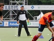 Doelpuntrijke remise HC Tilburg tegen Oranje-Rood