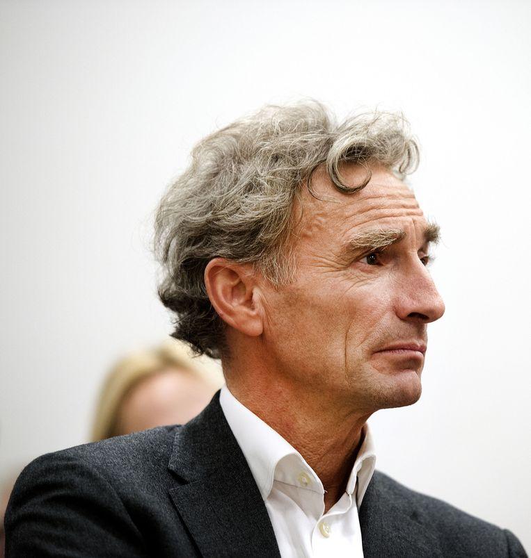 Paul Rosenmöller. Beeld null