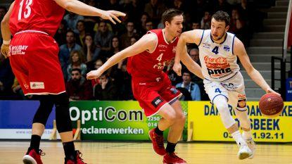 Kangoeroes mechelen heeft een nieuw doel: winnen van Charleroi en Bergen