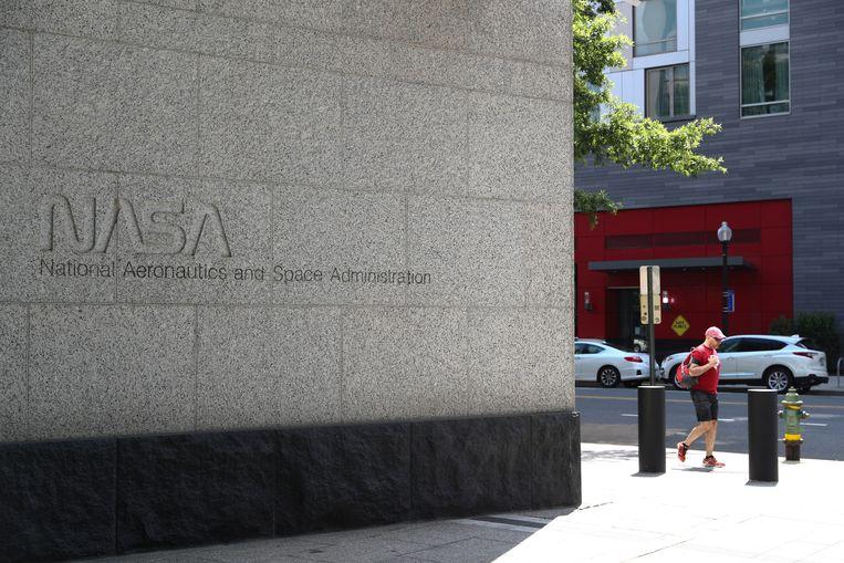 Het NASA-hoofdkwartier in Washington