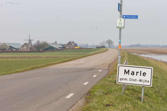 Verdeeldheid in Marle over de mogelijke bouw van windmolens. Plaatselijk Belang Marle wil niet langer een rol spelen in die discussie.