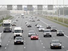 Utrechtse rijkswegen waren in 2017 het drukst van allemaal