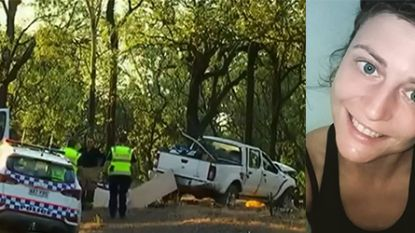 Vlaamse vrouw (31) overleeft als bij wonder zware crash op Australische weg