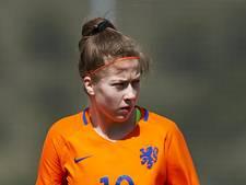 Zwolse speelsters in Oranje O19-selectie