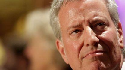 Ook New Yorks burgemeester Bill de Blasio stapt in race om Democratische kandidatuur presidentschap