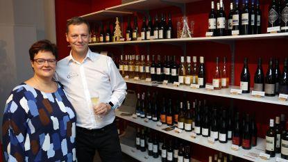 """""""Na vier jaar wijn verkopen in mijn woonkamer was het tijd voor een echte winkel"""""""