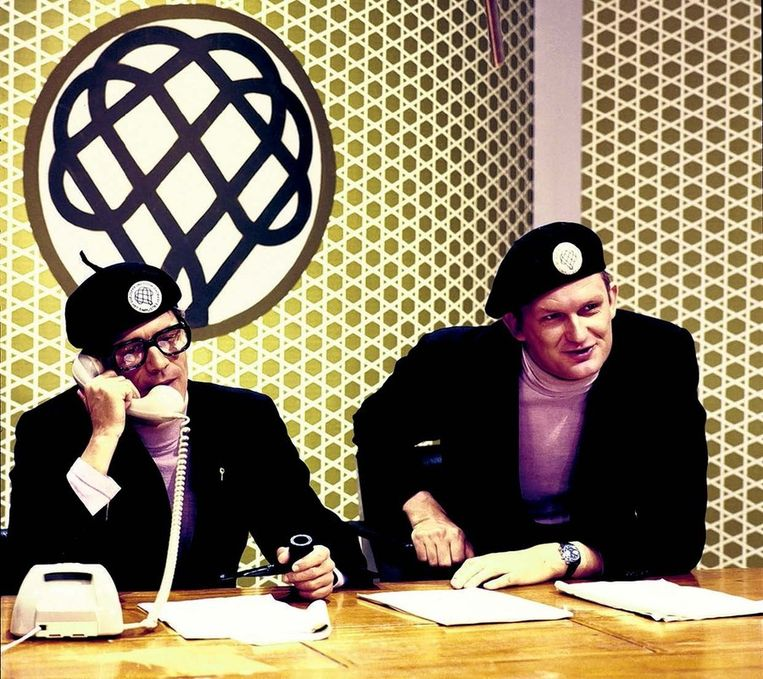 De directeuren van het Simplisties Verbond. FOTO © ANP Beeld