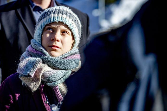 De Zweedse Greta Thunberg en andere klimaatactivisten zijn niet overtuigd van de plannen.