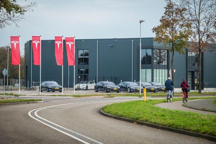 Tesla Zwolle opent binnenkort de deuren aan de Rondweg in Wezep.