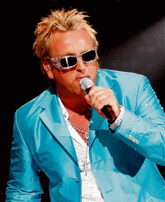 Gordon bij Toppers in Concert in 2006.
