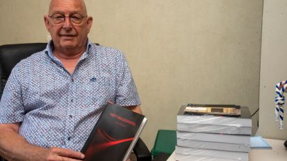 """Oud-speler van AA Gent schrijft eerste roman: """"Ik ben nog steeds vurige supporter"""""""