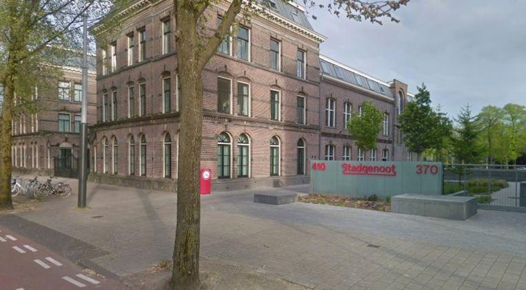 Het kantoor van Stadgenoot aan de Sarphatistraat. Beeld Google Maps