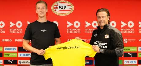 Keeper Mark Spenkelink (23) sluit aan bij Jong PSV