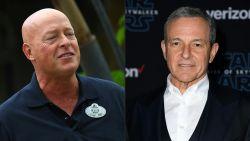 Nieuwe topman voor Disney: Bob Chapek vervangt Bob Iger