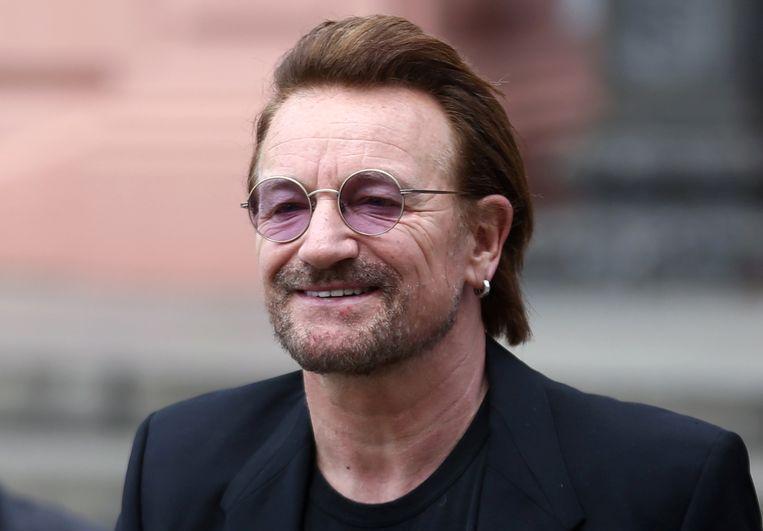 U2-frontman Bono. Beeld REUTERS
