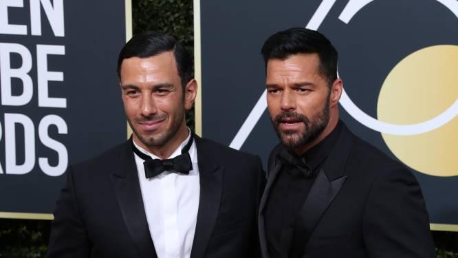"""Ricky Martin wil gerust meer kinderen: """"De embryo's liggen klaar"""""""