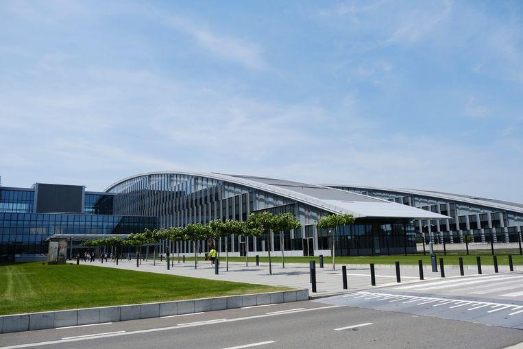 Het nieuwe hoofdkwartier van NAVO