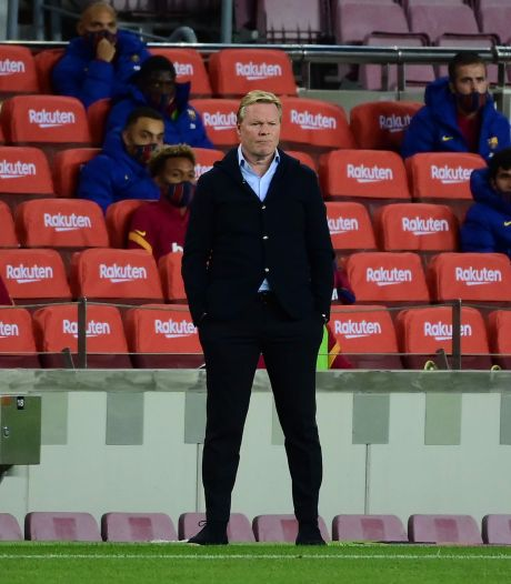 Koeman blikt vooruit op eerste Clásico als coach: 'Aanwezigheid Sergio Ramos maakt groot verschil'