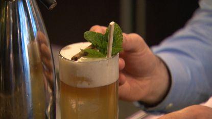 VIDEO. Hippe thee verovert cocktailbars