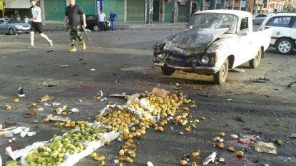Bijzonder zware tol na zelfmoordaanslagen IS in zuiden van Syrië: minstens 220 doden