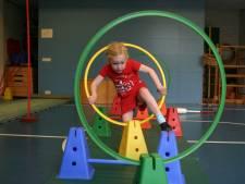 Digitale gymles voor kinderen van De Hoeksche School