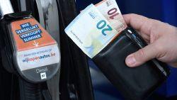 Prijzen van benzine en diesel volgend jaar niet geïndexeerd