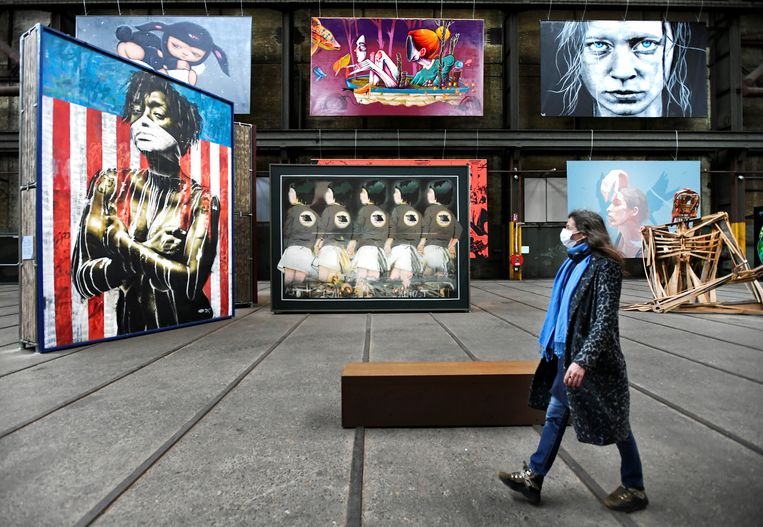 International Street Art Museum. Beeld REUTERS