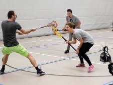 Lacrossesport is terug in Hoogerheide, 'Nooit durven denken dat sport zo populair zou worden'