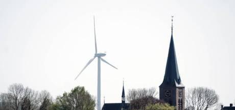 Weer uitstel voor windmolenpark bij Netterden