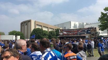 Ook AA Gent betreurt chaos in fandorp en stadion