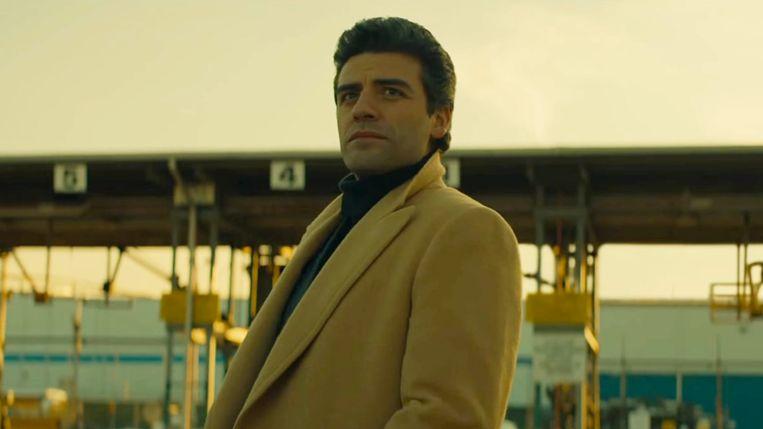 Oscar Isaac i n A Most Violent Year. Beeld null