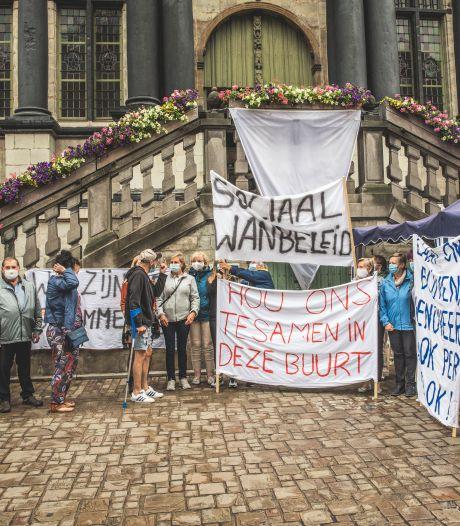 """Bewoners Sint-Bernadettewijk dienen petitie in tegen aangekondigde sloop: """"Sommige bewoners hebben psychische bijstand nodig"""""""
