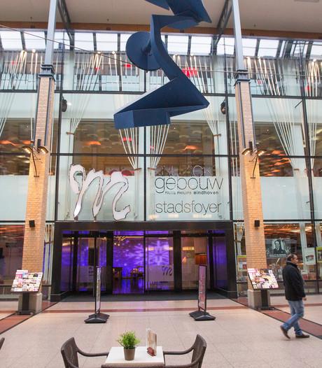 Muziekgebouw Eindhoven dieper in de min