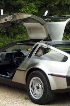 DeLorean gaat 'Back to the Future'-model opnieuw uitbrengen