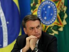 "Bolsonaro discutera de l'aide du G7 pour l'Amazonie si Macron retire ""ses insultes"""