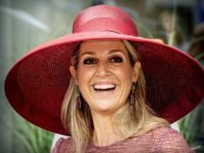 Koningin Máxima bezoekt Stichting Met je Hart in Breda