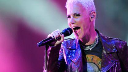 """Bekend Vlaanderen reageert op overlijden van frontvrouw Roxette: """"Zwart-witte songs gaf ze de mooiste kleuren"""""""