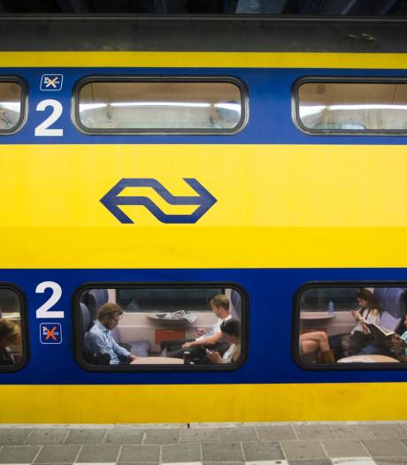 Treinen bij Raalte en Hardenberg rijden weer na hinder door blikseminslagen