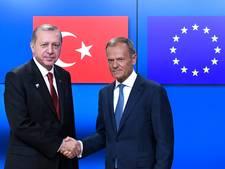 Turkije mogelijk gekort op toetredingssteun