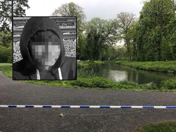 Grigor werd gevonden in het Abdijpark in Kortenberg.