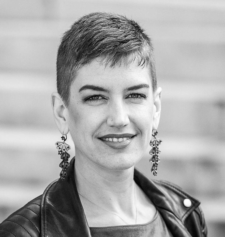 Femke Kaulingfreks is lector jeugd en samenleving aan de Hogeschool Inholland Beeld Esther van Vliet