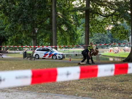Isabel (18) ziet vanaf terras steekpartij in Oranjepark in Apeldoorn en schiet direct te hulp: 'Ik hoop dat hij het redt'