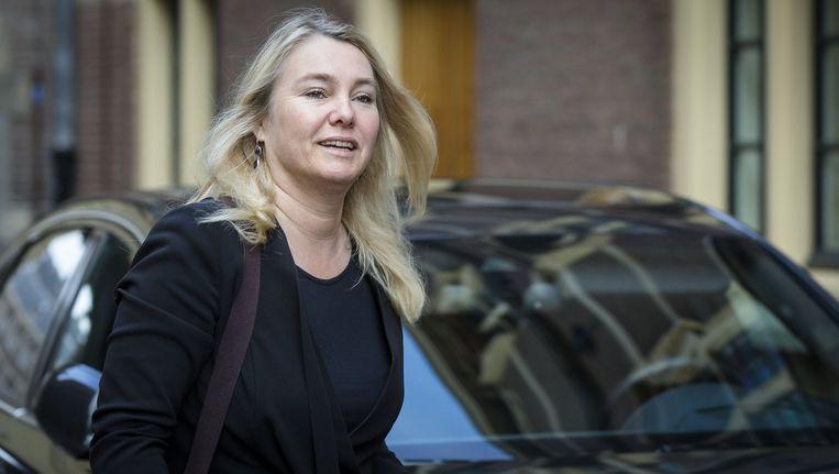 Minister Melanie Schultz van Infrastructuur en Milieu. Beeld anp